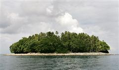Solomon island lifted 3 meters by an earthquake